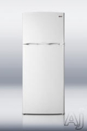 Summit Freestanding Top Freezer Refrigerator FF1620W