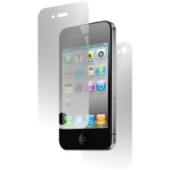 iBox - iPro Full Back & Front Screen Protector For Apple iPhone 4 4G HD 16GB & 32GB - (PACK OF 3)