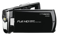 Polaroid HD100 Ultra Slim Full HD 1080P Camcorder Black