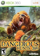 Cabela's Dangerous Hunts 2009 (Xbox 360)