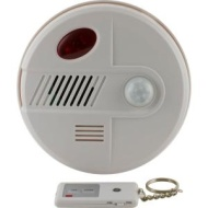 General Electric 45412 Motion Sensing Alarm With 2 Remote