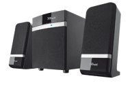 Trust Raina 20W Subwoofer Speaker Set - Black