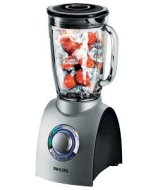 Philips Aluminium Glass Jug Blender.
