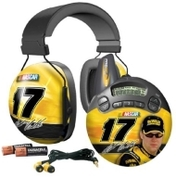 ProScan 100 Jeff Gordon NASCAR Trackside Scanner with Earmuffs - C100-24