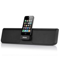 Ihome Ip46bv-speaker System Iphone/ipod - Kit