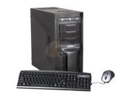 iBUYPOWER Gamer EXTREME 923i Desktop PC Intel Core i5 2320(3.00GHz) 8GB DDR3 1TB HDD Capacity AMD Radeon HD 6770 1GB Windows 7 Home Premium 64-Bit