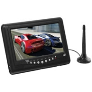 "GPX 7"" Portable LCD TV"