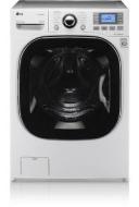 LG WM3875HWCA Front Loader Steam Washer 4.8 cu. ft.