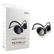 Nuvelli Bluetooth Wireless Stereo Headphones