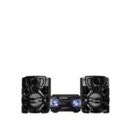 Panasonic SC-AKX660E-K 1700 Watt HiFi with Airquake Bass and Bluetooth - Black