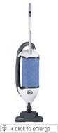 SEBO White Upright Vacuum Cleaner 9824AM