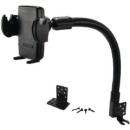 "Arkon Universal 20"" Flexible Aluminum Smartphone Seat Bolt/Floor Mount With Mega Grip Holder"