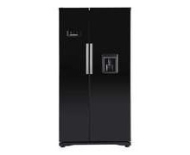 Beko GNEV221APB American Fridge Freezer - Black