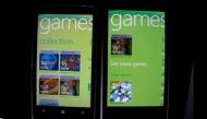 HTC Trophy vs Samsung Omnia 7 loading time comparison Video