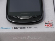 Pantech Breakout Review [Verizon 4G LTE]