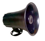 Pyle All-Weather Trumpet Speaker