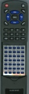 RCA Replacement Remote Control for RCR192AA9