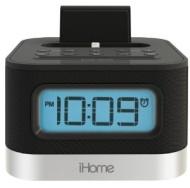 SDI iHome iPL10 Stereo Weckuhr mit FM-Radio, Ladestation (Lightning)