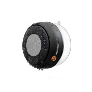 TaoTronics mini portable Bluetooth Lautsprecher tragbarer waterproof wireless Speaker Wasserdicht mit Saugnapf (3,0 Freisprecheinrichtung, integrierte