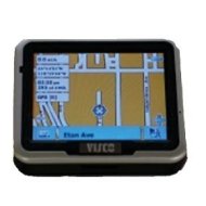 "Visco VSC-N530A GPS Navigation System 3.5"" Touch Screen Screen Size, 240 x 320, 400MHz Processor, 32 MB NAND flash memory 64MB, Adjustable Stem Sucti"