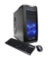 iBUYPOWER Gamer Power A912i Gaming Desktop (Black)