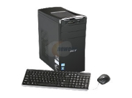 Acer Aspire M3 Am3970-u5022 Intel Core I3-2100/ 6gb/ 1tb/ Dvdrw/ W7hp Desktop Pc