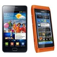 Samsung Galaxy S2 vs. Nokia N8