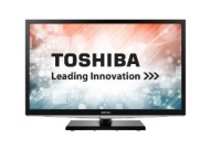 Toshiba EL933 (26 inch) LED Television HD Ready 350cd/m2 1366 x 768 20ms (Black)