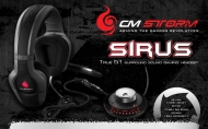 Cm Storm Sirus 5.1