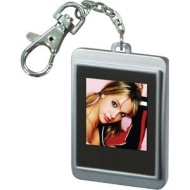 "1.5"" DIGITAL PICTURE PHOTO FRAME KEY RING"