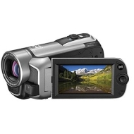 Canon Vixia HF-R100 Reconditioned 20X Full HD Flash Memory Camcorder - 4394B001