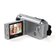 Vivitar DVR528 5.1 Megapixel Digital Video Camcorder - Red (5.1MP, 2.0'' Screen, 720P HD Recording, 4x Zoom)