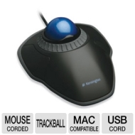 Kensington Technology Kensington Orbit Trackball with Scroll Ring