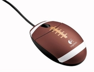 Logitech Football Mouse braun