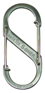Nite Ize S-Biner Size 3 Durable Carabiner - Stainless