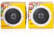 Peanut M&Ms® MP3 Speakers