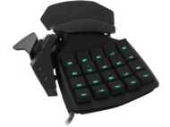 Razer Orbweaver Elite Mechanical Gaming Keypad Adjustable Modules Fully Programmable Keys