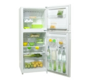 Samsung RL37J5008SA Freestanding 365L A+++ Stainless steel fridge-freezer