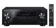Pioneer - 1155W 7.2-Ch. 4K Ultra HD and 3D Pass-Through A/V Home Theater Receiver - Black VSX-1130-K § VSX-1130-K
