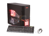 CyberpowerPC Gamer Ultra 2098 (GU2098) Desktop PC AMD FX-Series FX-4100(3.6GHz) 8GB DDR3 500GB HDD Capacity AMD Radeon HD 6670 1GB Windows 7 Home Prem