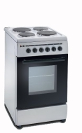 Electric Cooker 50 x 60 White