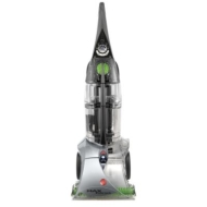 Platinum Collection Silver Upright Steam Vacuum (Bagless)