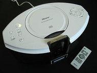 Station ipod memorex lecteur cd micro 2.1