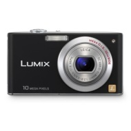 Panasonic Lumix FS35 / 16.1 Megapixel / 8x Optical Zoom / 2.7 inch LCD / Digital Camera / Black