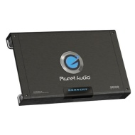 Planet Audio AC2000.2 audio amplifier