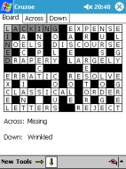 Review of Cruzoe Crossword 1.3