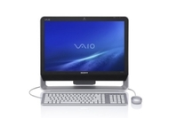 "VAIO JS160J/B All-in-One Computer - 2.50 GHz - Desktop (20"" - 4 GB RAM - 500 GB HDD - Intel 1.70 GB Graphics - Wi-Fi - Bluetooth - Genuine Windows Vis"