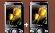 The Onida G221 dual SIM