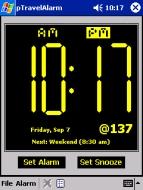 Wake Up! PTravelAlarm 2.0 is Here!