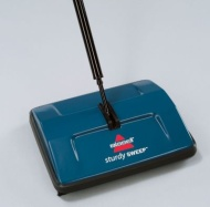 bissell sturdy sweep cordless sweeper